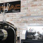 STIMAC Karosserietechnik Werkstatt Innenansicht Detail